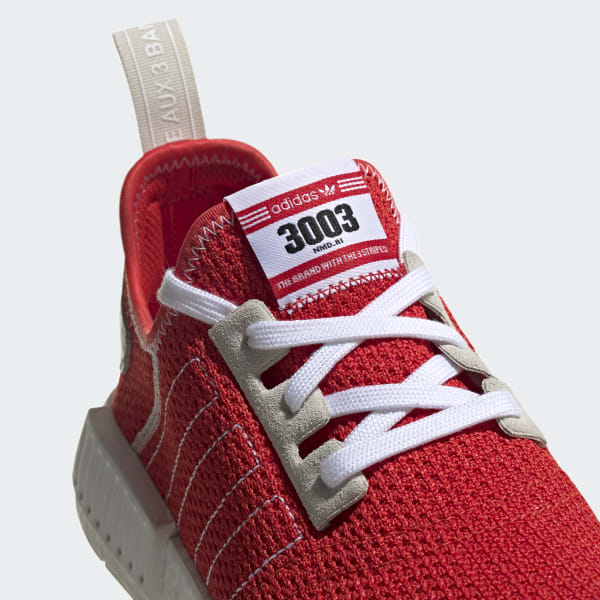adidas NMD_R1 Shoes - Red | adidas