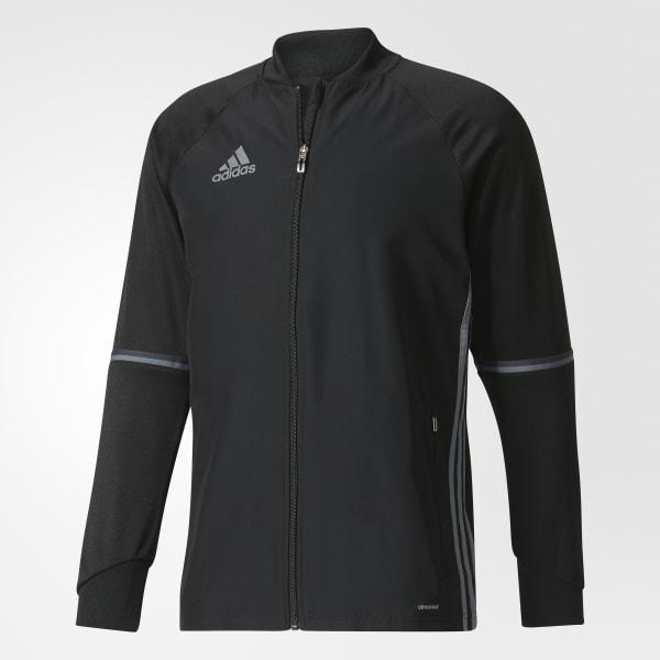 adidas Condivo 14 Training Jacket - Black | adidas US | Tuggl