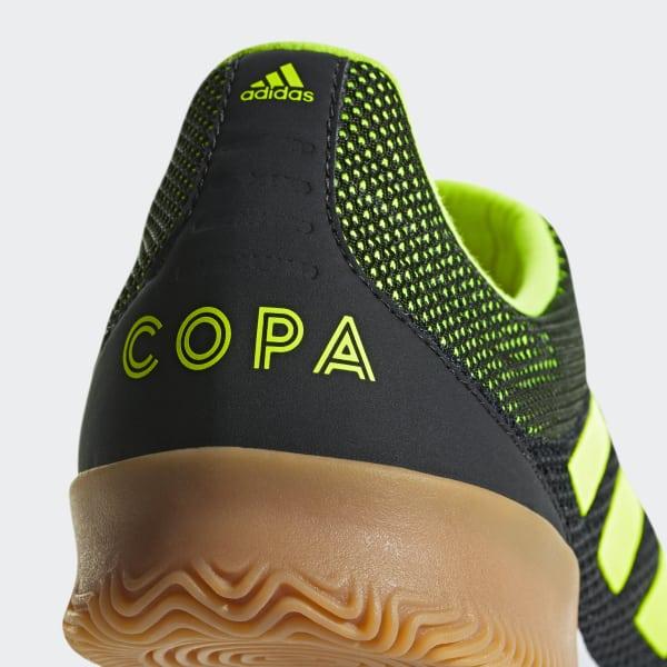 5b6b19f7f29a8 Chuteira de Futsal Sala Copa 19.3 - Preto adidas | adidas Brasil