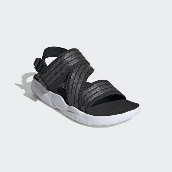 cocodrilo lanzadera Isla Stewart  adidas 90s Sandals - Black | adidas US