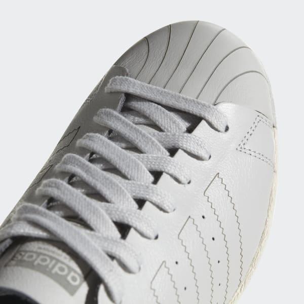 on sale 70968 2d329 adidas Tenis Superstar 80s Decon - Gris   adidas Mexico