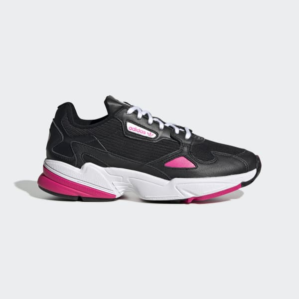 valores taller Subordinar  adidas Falcon Shoes - Black | adidas US