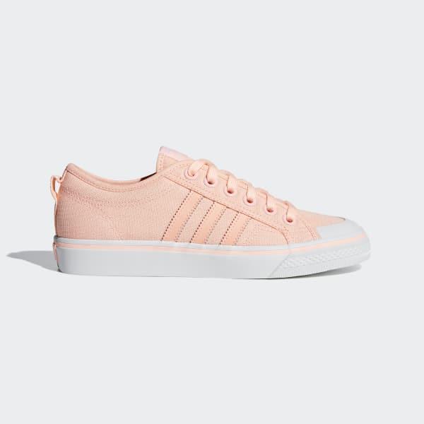 b81ba2a324c9 adidas Nizza Low Shoes - Pink