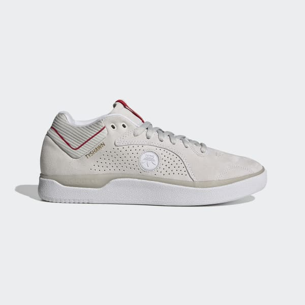 adidas Tyshawn x Thrasher Shoes - White