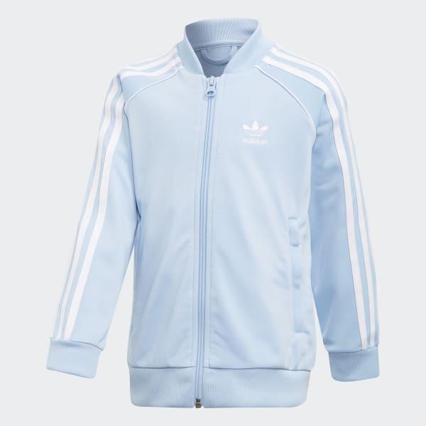 d90fb9133e8b adidas SST Track Suit - Blue