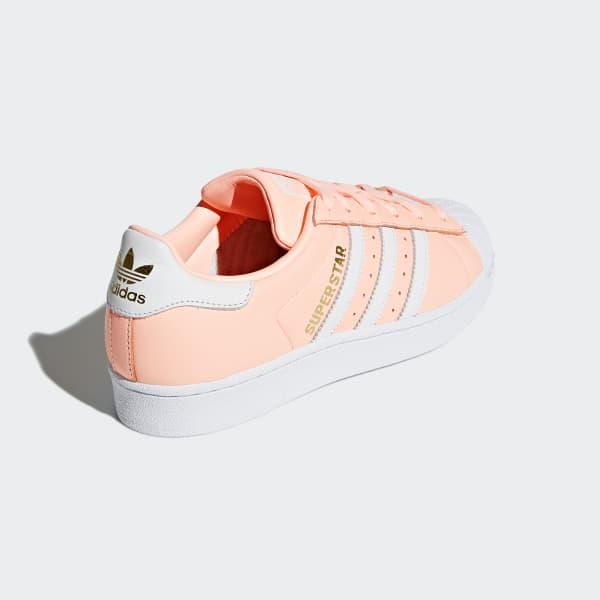 84a19026031 Tênis Superstar - Rosa adidas
