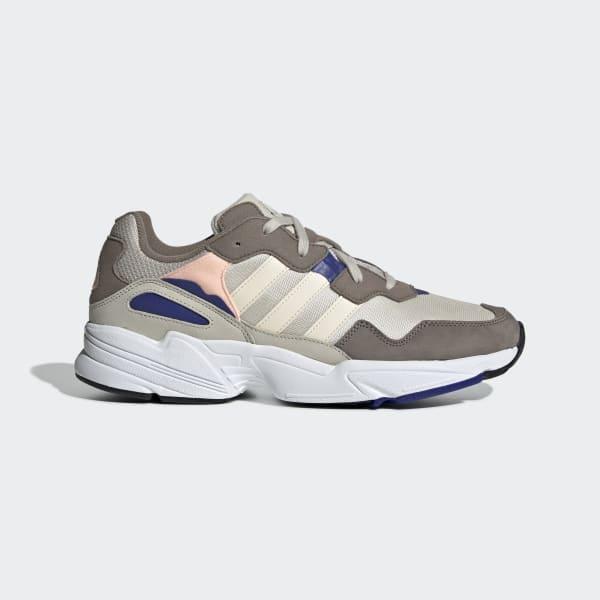 adidas Yung-96 Shoes - Brown | adidas UK