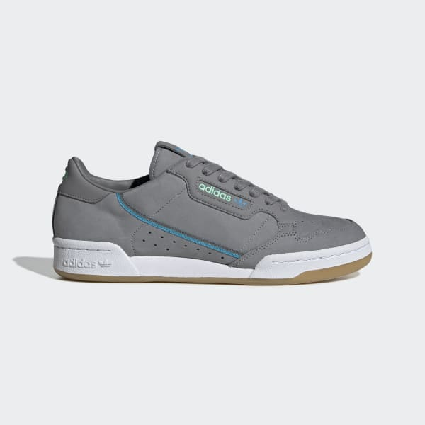 d7a5c77afa adidas Originals x TfL Continental 80 Shoes - Grey