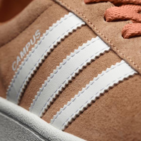 cf2f30122 Tênis Campus - Laranja adidas