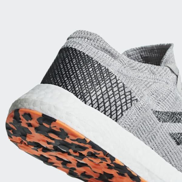 d4fe759e671ae adidas Pureboost Go Shoes - Grey