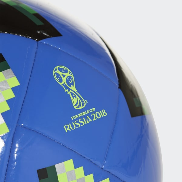 a2d053e3ebace Pelota de Fútbol Glider Copa Mundial de la FIFA™ 2018 - Azul adidas ...