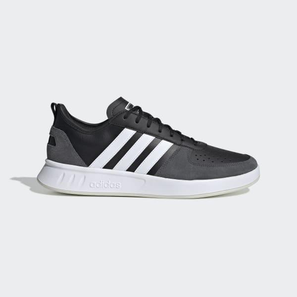adidas Zapatillas Lifestyle Hombre Court 80 Negro Bco