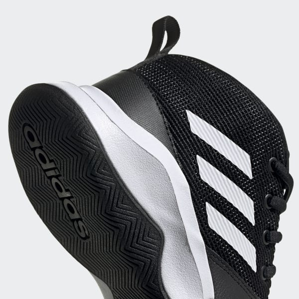 adidas Own the Game Wide Sko Svart   adidas Norway