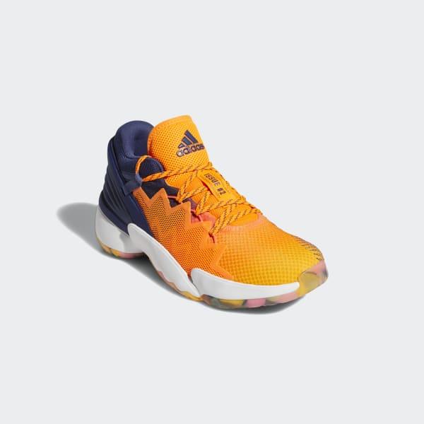 adidas D.O.N. Issue #2 Shoes - Orange