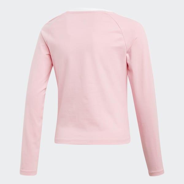 T-shirt 3-Stripes Cropped