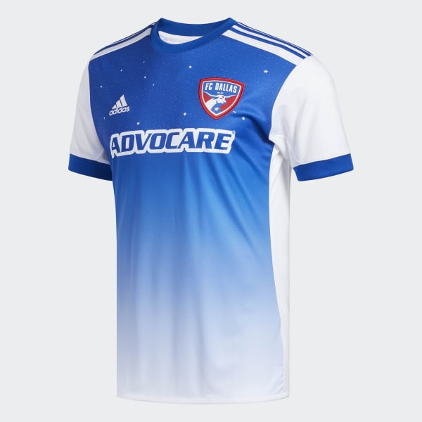 finest selection 81973 b7446 adidas FC Dallas Away Jersey - White | adidas US