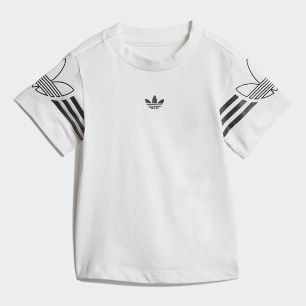 Комплект: футболка и шорты Outline
