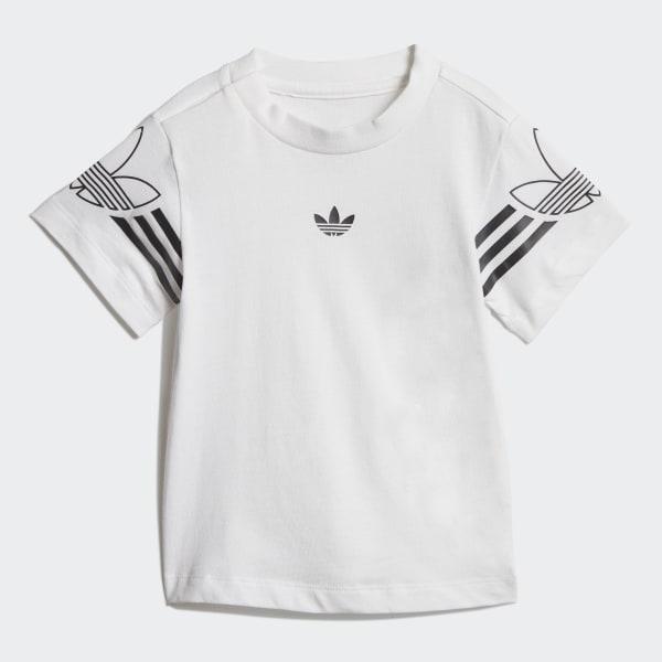 Outline Shorts und T-Shirt Set