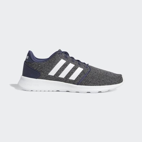 adidas Cloudfoam QT Racer Shoes - Blue