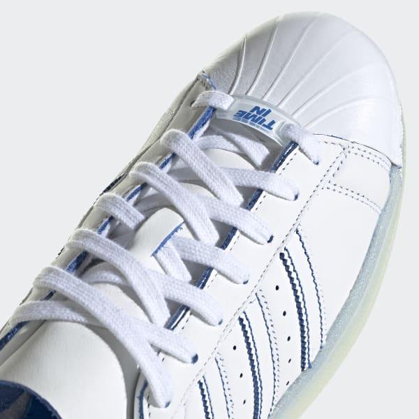 adidas Ninja Superstar Shoes - White