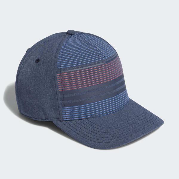A-Stretch Performance Stripe Cap
