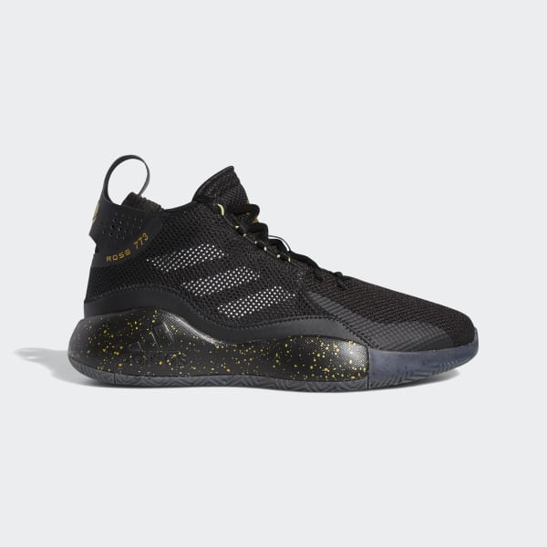 adidas D Rose 773 2020 Shoes - Black