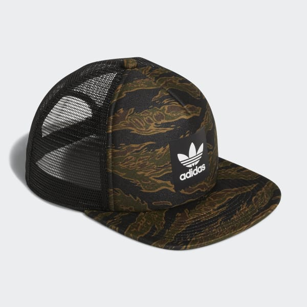 Gorra Camouflage Trucker - Multicolor adidas  9870a86d999