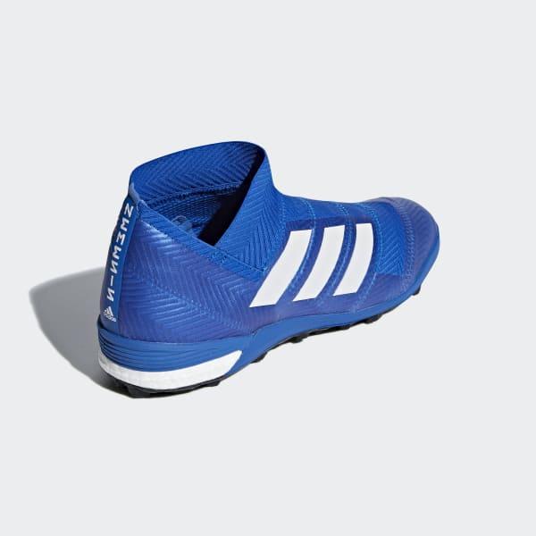 822d1f13cc Chuteira Nemeziz Tango 18+ Society - Azul adidas