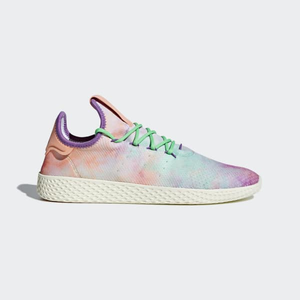 1d971b2dc3bf2 adidas Pharrell Williams Hu Holi Tennis Hu MC Shoes - Orange ...
