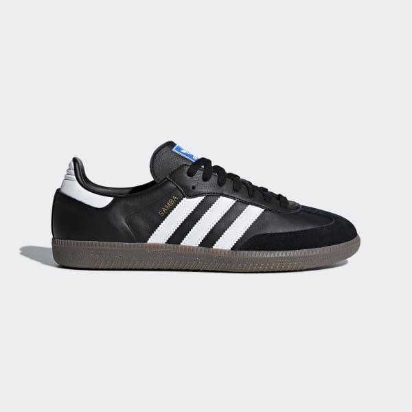 Turnschuhe mit Schnürsenkeln Samba OG Adidas Originals für Mädchen & Jungen |