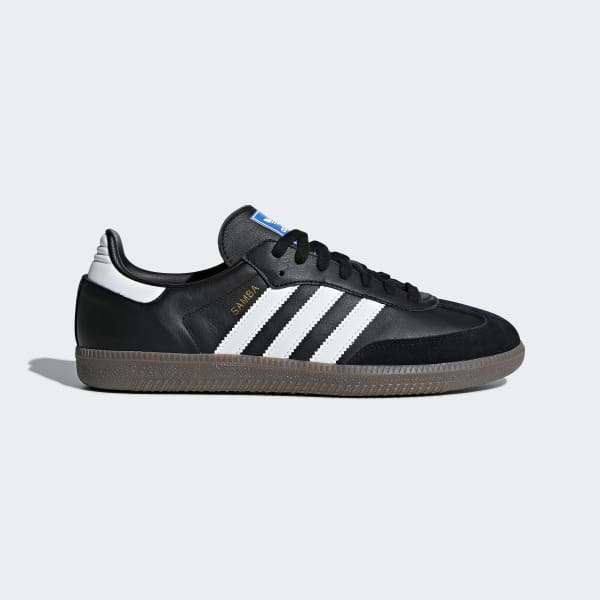 0ade7349f4b9 adidas Samba OG Shoes - Black