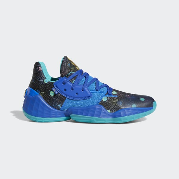 adidas Harden Vol. 4 Shoes - Blue