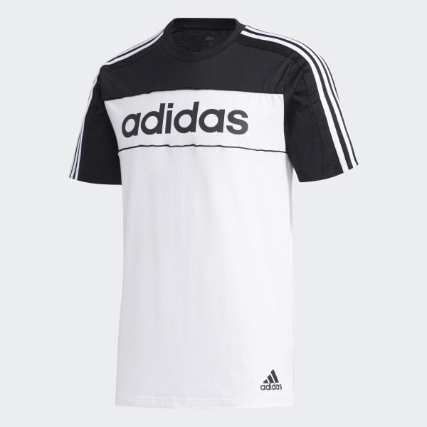 adidas Essentials Tape T Shirt Schwarz | adidas Austria