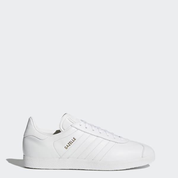 adidas blancas gazelle