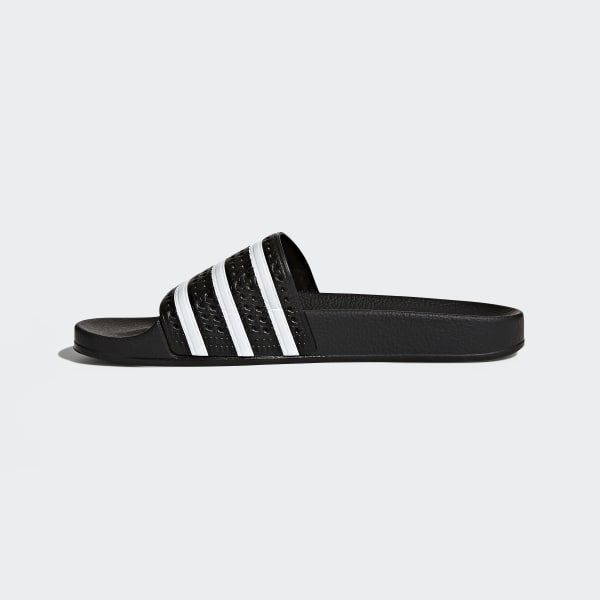 adidas adilette Slides - Black | adidas