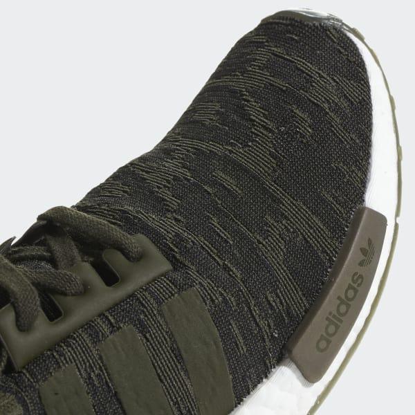 006305d744caf adidas NMD R1 Primeknit Shoes - Green