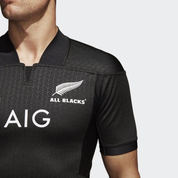 f1de6db43b8 adidas All Blacks Home Performance Jersey - Black | adidas New Zealand
