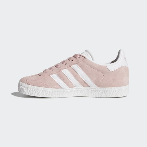 Girls Gazelle Icey Pink and Cloud White