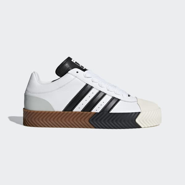 finest selection ebae8 6672d adidas Originals by AW Skate Super Shoes - White | adidas US