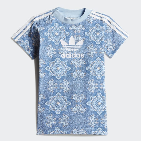 Culture Clash T-Shirt-Kleid-Set