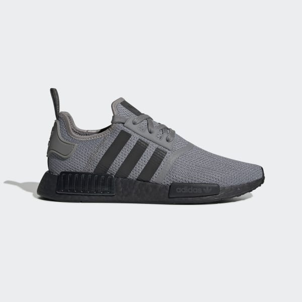 NMD R1 Grey and Black Shoes | adidas