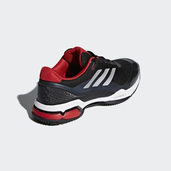 adidas Barricade Club Shoes - Black