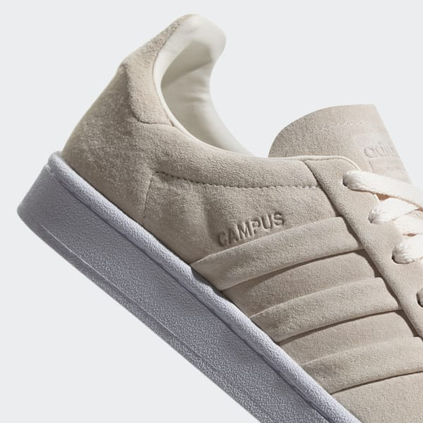 size 40 2c6f7 188ac adidas Campus Stitch and Turn Shoes - White  adidas US
