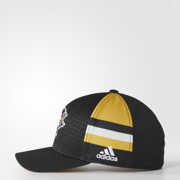 adidas Penguins Structured Flex Draft Hat - Multicolor  12818ad9450