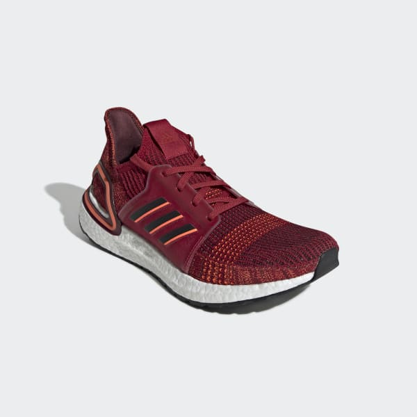 adidas Ultraboost 19 Shoes - Burgundy