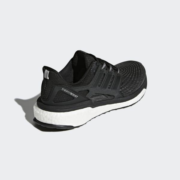 86e2f1ab8877b adidas Energy Boost Shoes - Black
