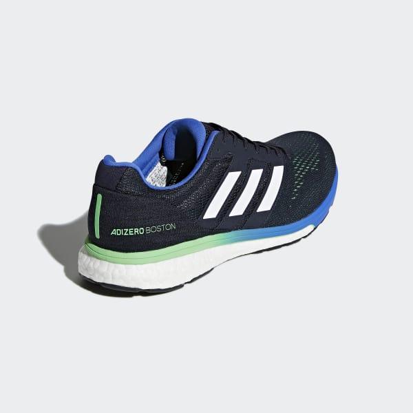 adidas Adizero Boston 7 Shoes Blue | adidas US