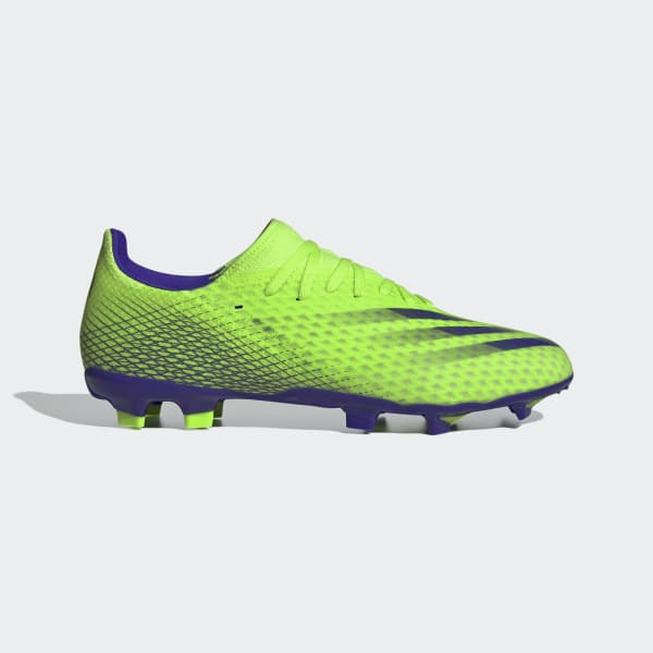 adidas X Ghosted.3 Firm Ground Soccer