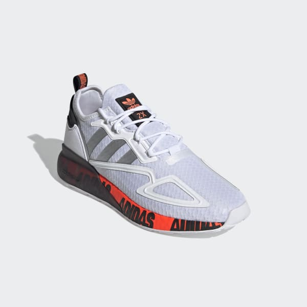 adidas ZX 2K Boost Shoes - White   adidas US