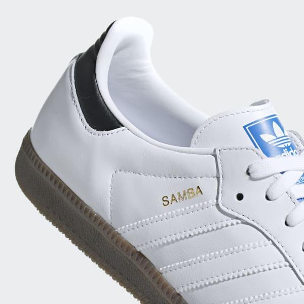 new arrivals 68eb7 253ed ... reduced adidas samba og sko hvit adidas norway 717cd a47a8